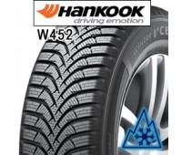 195/65 R 15 - Hankook - W452   91 T - Használt - Téli - 6,5mm