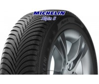 195/65 R 15 - Michelin - Alpin 5   91 T - Használt - Téli - 6mm
