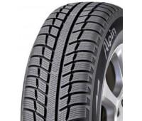 205/60 R 16 - Michelin - Alpin 3   92 H - Használt - Téli - 8mm