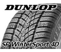 205/60 R 16 - Dunlop - 4D   92 H - Használt - Téli - 8mm