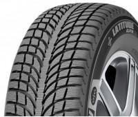 255/55 R 20 - Michelin - Latitude Alpin LA2   110 V - Használt - Téli - 7,5-8mm