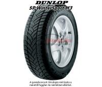 205/55 R 16 Dunlop WinterSport M3   91 H Használt téli (garnitúra) 5,5mm Defekttûrõ! +