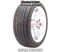 255/45 R 18 Bridgestone RE040   103 Y Használt nyári 5mm