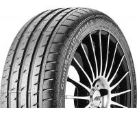 245/35 R 18 Continental Sportcontact 3   ZR Új nyári Csak Pár! Dot07