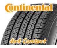 255/55 R 17 Continental 4X4 Contact   104 V Használt nyári 6mm