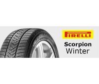 295/35 R 21 - Pirelli - Scorpion Winter   107 V - Használt - Téli - 6mm