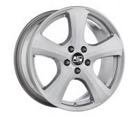 5X112 16X7.5 ET45 MSW 19 Full Silver