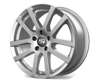 4X108 16X6.5 ET25 MSW 22 Full Silver 73,1
