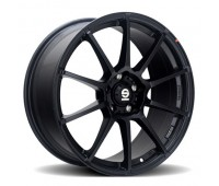 4X100 16x7 ET37 ASSETTO GARA Matt Black 63,3
