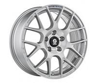 5X120 17X7.5 ET43 SPARCO PRO CORSA Full Silver 72,6