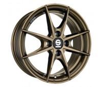 4X100 16X6.5 ET37 SPARCO TROFEO 4 Gloss Bronze 63,3