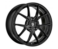 5X120 17X7.5 ET45 SPARCO PODIO Gloss Black 72,6