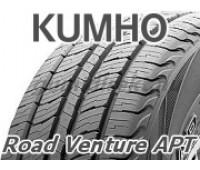 255/65 R 17 - Kumho - Road Adventure APT   108 T - Használt - Nyári - 7mm