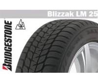 215/55 R 17 Bridgestone LM 25   98 V Használt téli 5,5mm