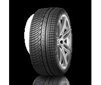 235/45 R 17 - Michelin - PA4   97 V   DOT:12 - Használt - Téli - 6,5mm