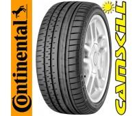 255/40 R 19 - Continental - Sport Contact 2   100Y - Használt - Nyári - 7,5mm